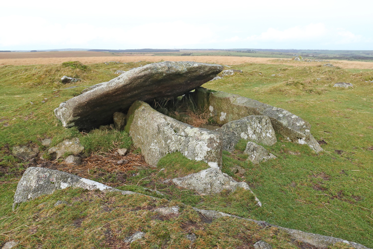 Buttern Hill cist