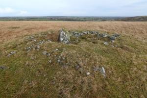 Buttern Hill cairn