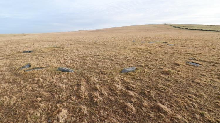Leskernick stone circle